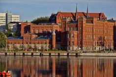 Gmach Poczty Polskiej Poland, Amazing Houses, Architecture, Ignition Coil