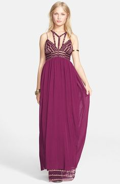 Free People 'Sacred Geometry' Maxi Dress at Nordstrom.com