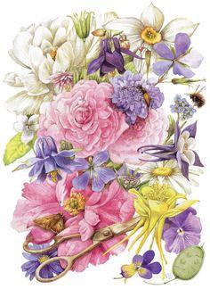Nature's Palette by Marjolein Bastin for FreeSpirit: Meet the Designer | Sew4Home