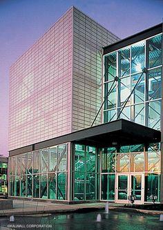 Kalwall @ UC Davis Medical Center,  Central Plant  Davis, CA  Architect: Siegal/Diamond