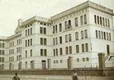 Fotografía de la fábrica de harinas Castel.