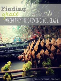 We all have someone that drives us crazy. The challenge is finding grace instead of a grudge. Here's why.