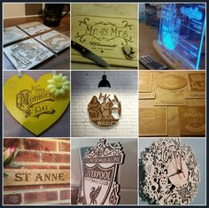 Custom Laser engraving and woodwork items we can create various items or keepsakes. message me for details and prices or find us @www.facebook.com/Mattandnatswoodwork