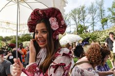 Lolita fashions at Brooklyn Botanic GardensFans of...  Lolita fashions at Brooklyn Botanic Gardens  Fans of the Japanese street style known as Lolita fashion flocked to the Brooklyn Botanic Garden for the BBG Parasol Society Fashion Show.  The show was part of Sakura Matsuri 2017 the annual cherry blossom festival at the Gardens celebrating traditional and contemporary Japanese culture.  (PHOTOS: Stephanie Keith/Getty Images)  See more images from theBBG Parasol Society Fashion Showon Yahoo…