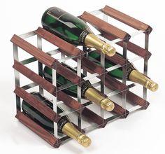 wine rack dark pine 21 pounds on Amazon https://www.amazon.co.uk/RTA-Galvanised-Steel-Mahogany-16-Bottle/dp/B010FU1M4C/ref=pd_day0_201_2?ie=UTF8&psc=1&refRID=A3P2NV9VPKHXKFMNCVX5