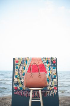 Rag Rugs and Bowler Bags! Can it get any better?! @Hannah Mestel ELOGE