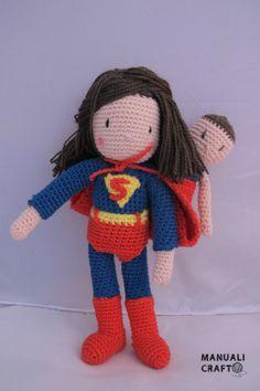 Manualicraft: Supermum: supermamás al poder