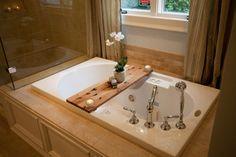 Warren Master Bathroom - traditional - bathroom - atlanta - by Atlanta Design Works