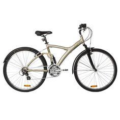 8297c12a265e6 Vélo tout chemin riverside 120 gris riverside | Sport | Cheap bikes ...