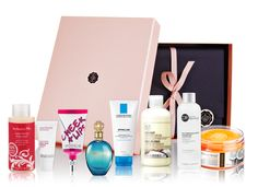 Discover the most coveted beauty products, beautifully wrapped in the signature pink box and delivered straight to your door. Diffuser, Coconut, Cream, Pink, Creme Caramel, Pink Hair, Roses