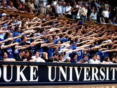 File under: places I'd rather be right now: Cameron Indoor Stadium