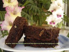 Secretos de Cocina, Enyesques y Algo más.: BROWNIES (RECETA THERMOMIX)