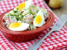 Salade piémontaise Popular Recipes, Popular Food, 20 Min, Southern Style, Fruits And Vegetables, Salad Recipes, Entrees, Potato Salad, Mustard