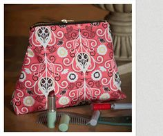 #done #devilbox Zippered Bag from Coats & Clark