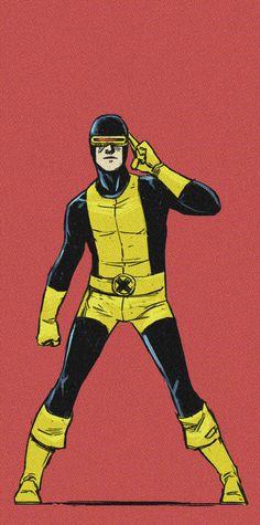 JAKE WYATT - Cyclops