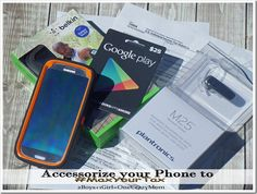 Accessorize your Contract Free #FamilyMobile Cell phone to #MaxYourTax this year #shop