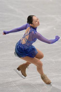 安藤美姫ラストシーズン|氷上の華たち その軌跡