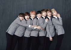 [2015 BTS FESTA]  2nd Anniversary 가족사진 'Real Family Picture' part.1