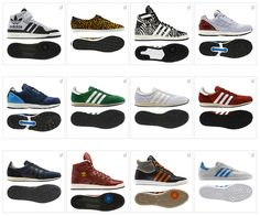 adidas Originals – Fall 2012 Footwear Collection | Preview