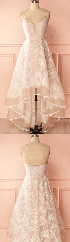I love this for my vow renewal except without the lace fabric just the style of it is perfect