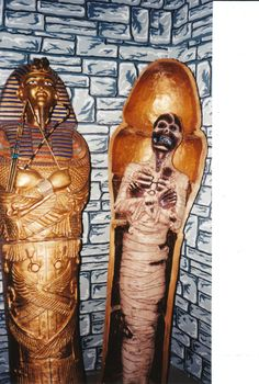 Halloween Egyptian Mummy