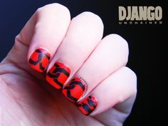 Toxic Vanity: Django Unchained Nails