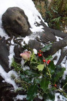 Freiburg:Die schlafende Schöne vom Alten Friedhof in Herdern - Stadtgespräch●●●fudder