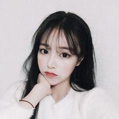 ˗ˏˋ ♡ @ e t h e r e a l _  ˎˊ˗  Ulzzang Korean girl | Makeup