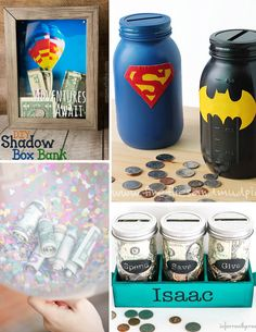 20 money crafts and activities for kids