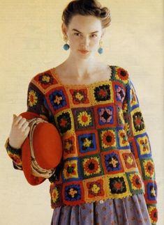 granny 8 - sweater