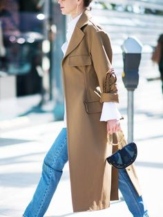 The Best Camel Coats Are Classic, Cool and a Closet Saviour via  @WhoWhatWearUK