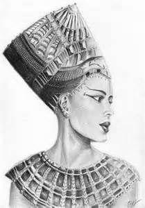 Nefertiti by murka92 on DeviantArt