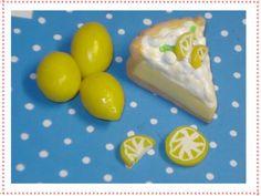 .: Whole Lemons Polymer Clay Tutorial