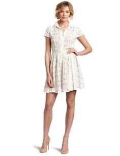 Sort of lace, sort of not summer-clothes Cheap Dresses, Cute Dresses, Formal Dresses, Lace Dress, White Dress, Bcbgmaxazria Dresses, Homecoming Dresses, Plus Size Dresses, Evening Dresses