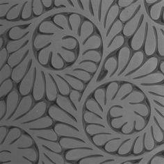 Texture Tile - Fiddlehead Fern - Cool Tools