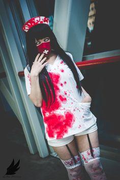 Sick Nurse Cosplay http://geekxgirls.com/article.php?ID=7150