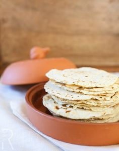 #Gluten-Free Corn Tortilla (Masa)