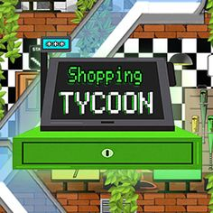 Shopping Tycoon is a game in which your main objective is to design, build and manage a big shopping mall. Become a successful entrepreneur by satisfying your customers' needs as you have fun constructing your own business. Farm Frenzy, Fire Prevention, Simulation Games, Jar Gifts, Shopping Mall, Entrepreneur, Have Fun, Make It Yourself, Big