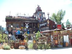 Here Are The 9 Weirdest Places You Can Possibly Go In Idaho