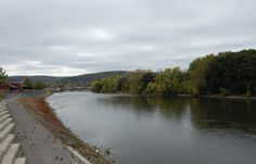 Chenango River - Binghamton