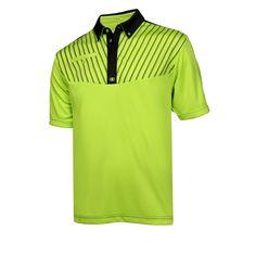 Ogio Grille Golf Shirt Electric Black