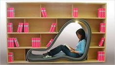 """Dark Roasted Blend: Bookshelf Heaven: Awesome """"Containers"""" for Books"""