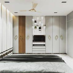 Bedroom Master Black Furniture Inspiration 27 Ideas For 2019 Wardrobe Door Designs, Wardrobe Design Bedroom, Wardrobe Doors, Sliding Wardrobe, Modern Wardrobe, Bedroom Designs, Black Bedroom Furniture, Bedroom Black, Black Bedding