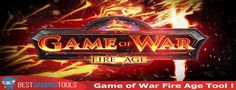 Game of War Fire Age Tool Download for Android|iOS Gold Chips Wood Silver Food