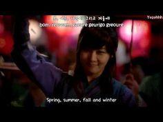 4MEN - Thorn Love (가시사랑) FMV (Empress Ki OST)[ENGSUB + Romanization + Hangul] - YouTube