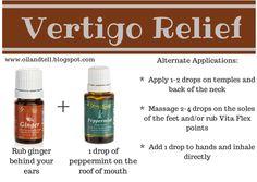 Oil and Tell: Vertigo Relief www.oilandtell.blogspot.com YL #1497619