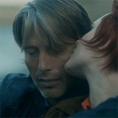 The Necessary Death Of Charlie Countryman Mads Mikkelsen gif