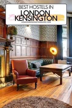 Guide to the best hostels in Kensington and Chelsea in London. Cool places to not only sleep but also meet other like-minded travelers. | Best Hostels In London | Cheap Hostels In London | Hostels Central London