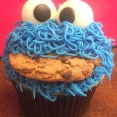 Cool cupcake