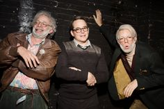 """The skit, which features a celebrity brought onstage, has become a highlight of """"Oh, Hello on Broadway."""""""